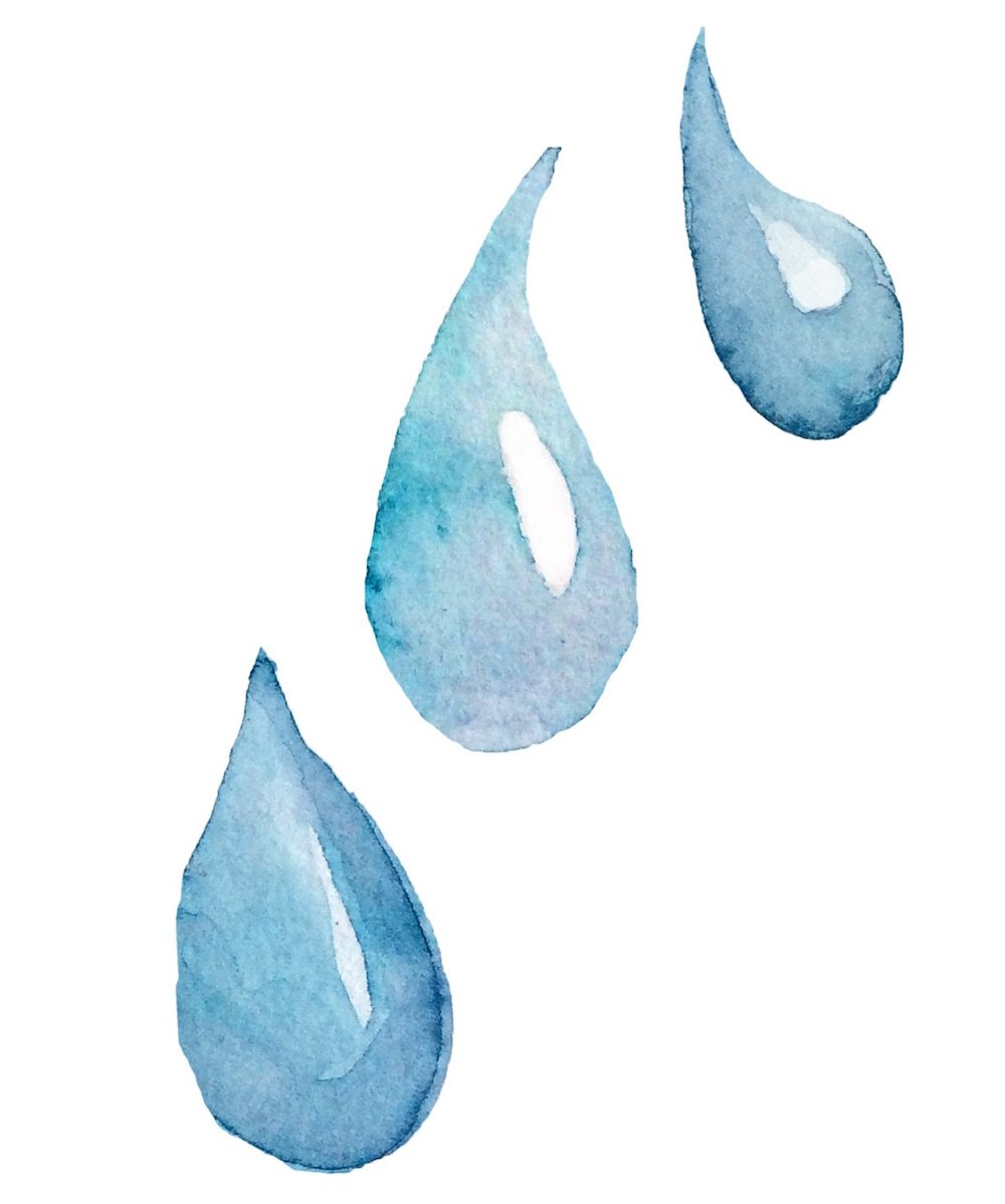 3-water-droplets-watercolor