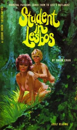 lesbian sexual fantasy, bad girls bible, sean jameson