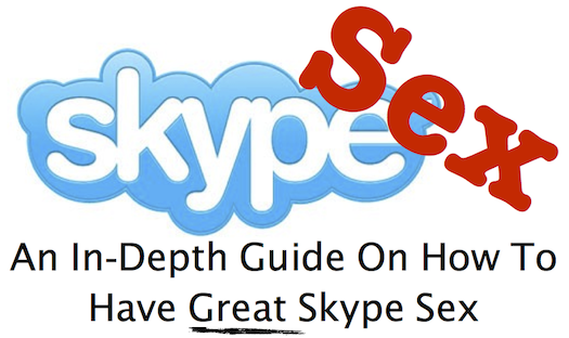 skype sex guide