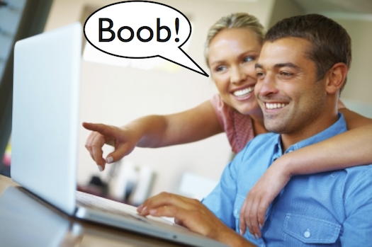 watching porn together, bad girls bible, sean jameson