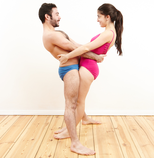 sex position, newtons third law