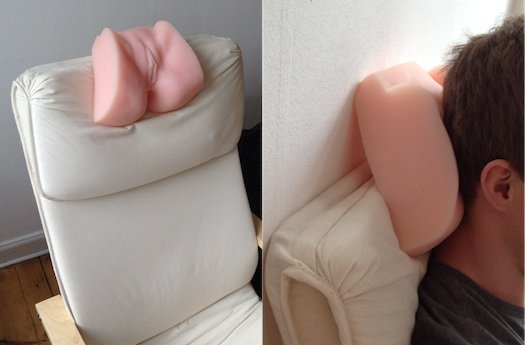 fake-vagina-headrest
