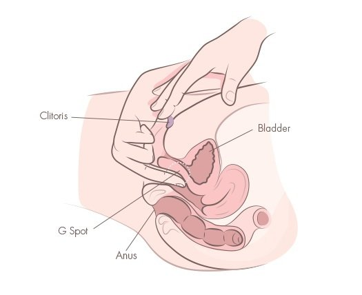 How to touch a clit
