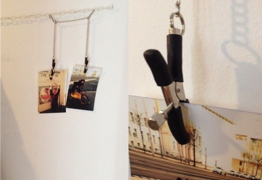 nipple clamp-photo-holder