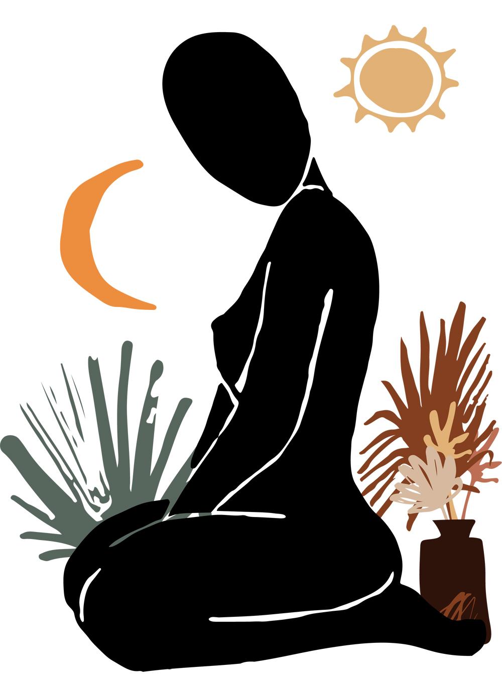 sleeping nude benefits
