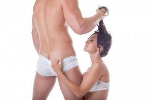 Male masturbation type