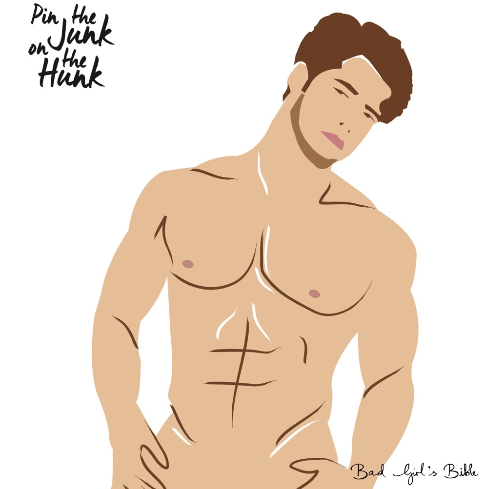 Pin-The-Junk-On-The-Hunk-Bachelorette-Party-Game