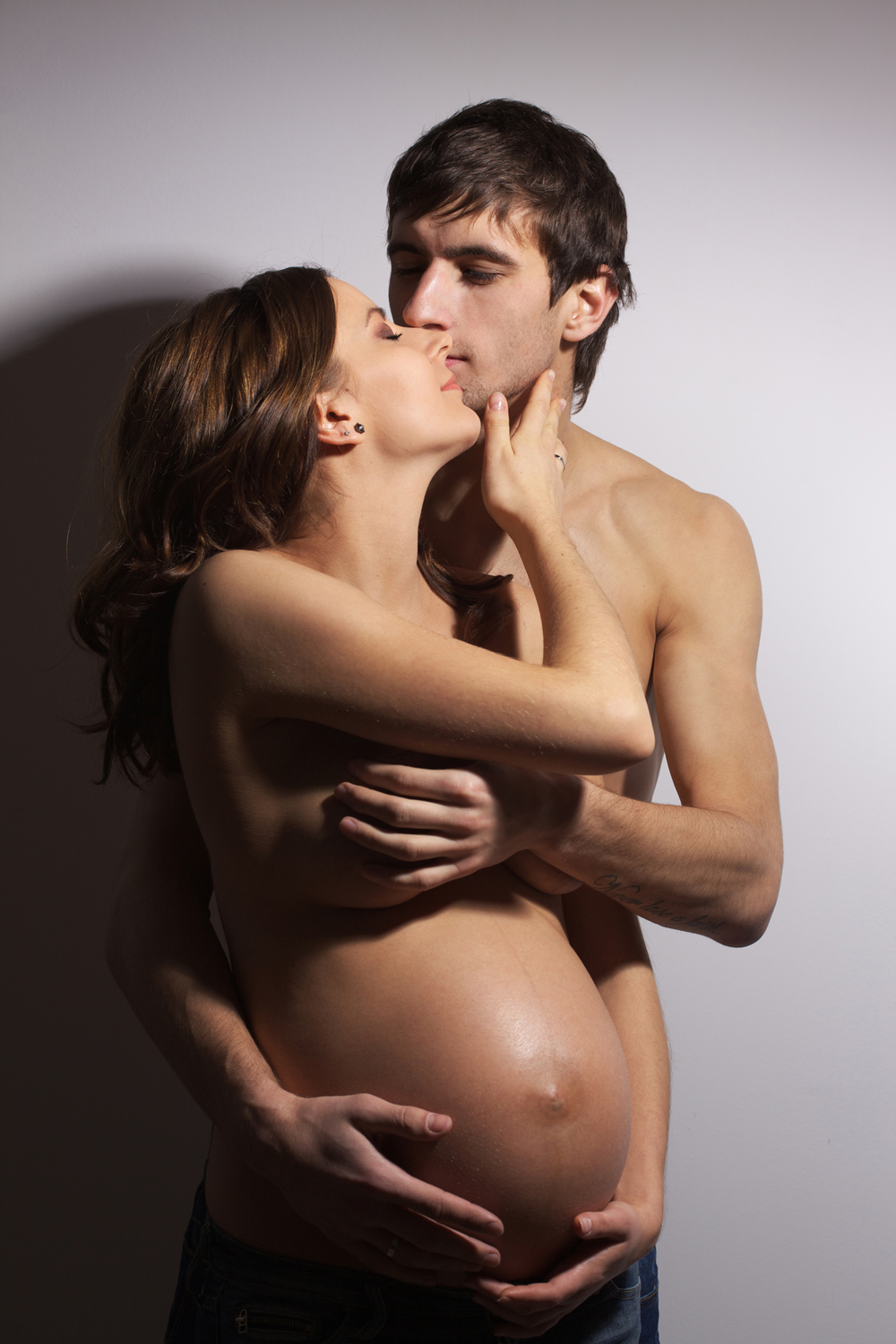 pics of anal sex with pregnant women