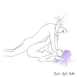 Anvil Sex Position Illustration
