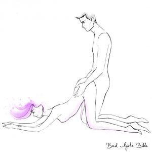 Leapfrog Sex Position