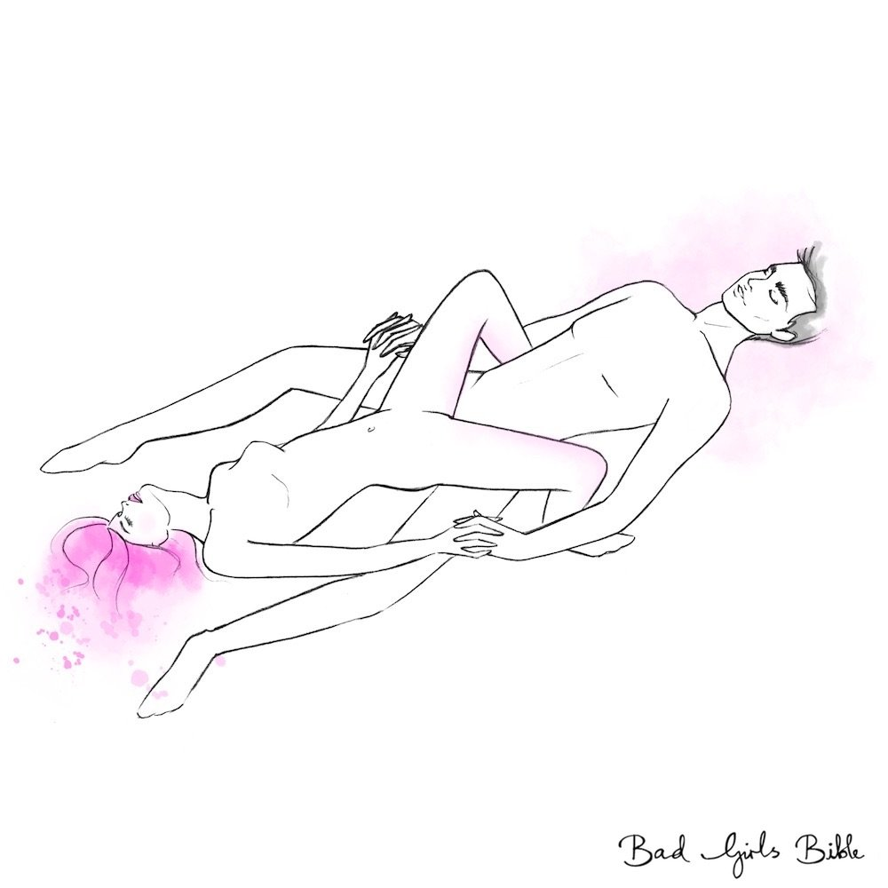 If you are looking for a nasty sex position that gets both your and your  man's pulse racing, then you'll enjoy the Tug of Love. It's also great if  you want ...