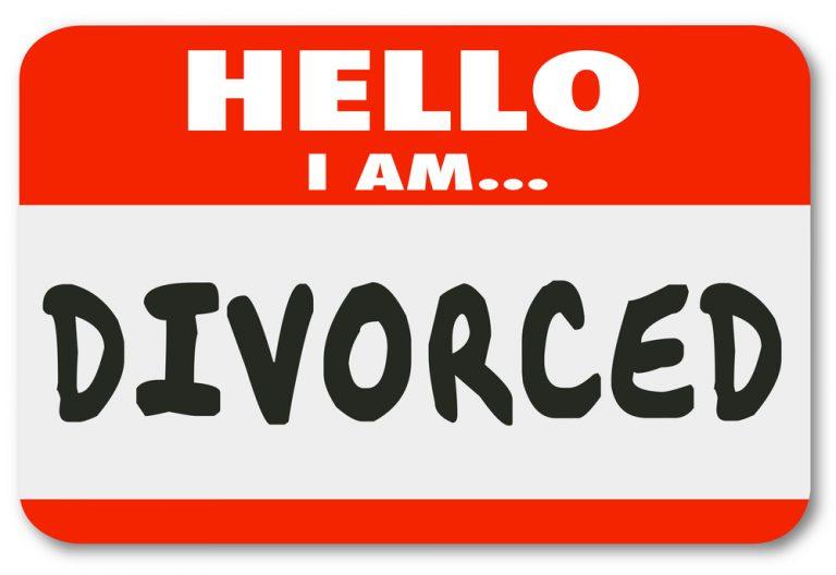 dating a divorced man