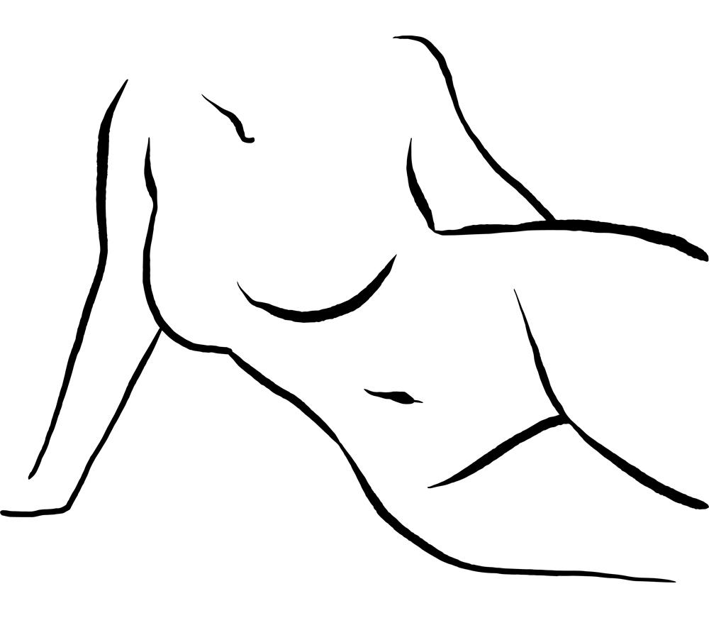 breast bondage how to